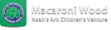 Noah's Ark Children's Venture – Macaroni Wood