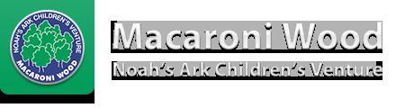 Noah's Ark Children's Venture – Macaroni Wood